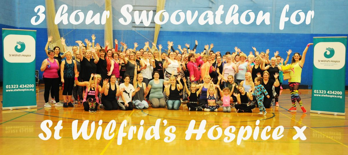 3 hr Swoovathon for St Wilfred's Hospice