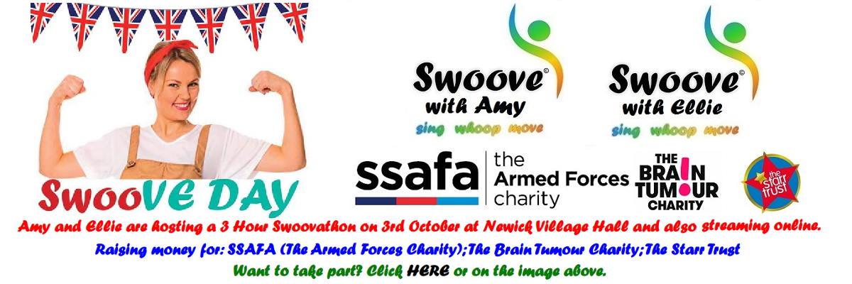 Amy and Ellie's VE Swoovathon